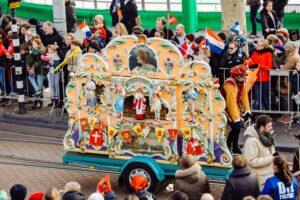 Sinterklaas draaiorgel